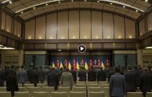 """Эрдоган и вся делегация турков вместе с Зеленским почтила погибших солдат Украины - Кремль от злости """"воет"""""""