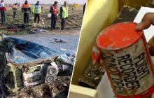 """Франция ждет украинских специалистов на совместную расшифровку """"черных ящиков"""" сбитого самолета МАУ"""