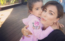 "Ани Лорак привела молодого любовника на именины дочери: ""Прятался от камер"""