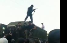 К конфликту в Дагестане на границе с Чечней подключились российские силовики: СМИ пишут о стрельбе и массовой драке