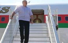 Лукашенко прилетел в Сочи: Белковский указал на плохой знак для президента