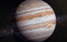 На Юпитер рухнул метеорит, крушение которого вызвало небывалую взрывную волну