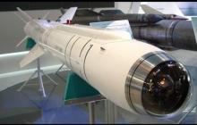 """Украина впервые за 23 года провела испытания ракеты """"воздух - земля"""": поражены несколько наземных целей - кадры"""