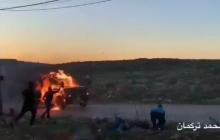 """В Иерусалиме радикалы забросали """"коктейлями Молотова"""" израильский военный конвой - детали"""