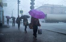 Заморозки и проливные дожди: прогноз погоды в Украине до конца мая