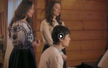 Дети Петра Порошенко спели для всей Украины, поздравляя соотечественников с Рождеством, – кадры