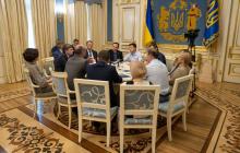 Крупный обман: АП опубликовала стенограмму разговора Зеленского с лидерами фракций
