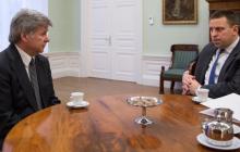 """""""Мир ожидает прекращения войны с Украиной"""", - премьер Эстонии напомнил послу РФ о действиях России"""