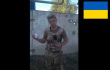 ВСУ протестуют против приказа Зеленского: боец порвал удостоверение участника ООС перед камерой