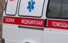 В Крыму военные РФ влетели в машину скорой помощи, ехавшую спасать чью-то жизнь, и сбежали с места ДТП