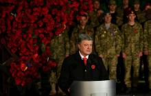 """Порошенко указал России на место мощной речью: """"Никто не имеет права монополизировать победу над нацизмом"""""""