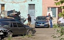 Захват в заложники полковника полиции Виталия Шияна: в Сети появился момент обмена следователя на главу ГУ НП Полтавы