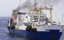 """Украинское судно """"Иван Голубець"""" затонуло возле Африки: первые данные о погибших моряках"""