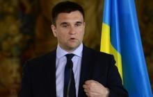 Война на Донбассе привела к гибели 240 украинских детей - Климкин просит мировое сообщество приструнить Путина