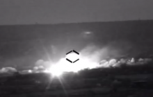 """К """"200-й бригаде"""" присоединились 2 оккупанта: ВСУ нанесли мощный удар, разгромив склад боеприпасов боевиков на Донбассе, - видео"""