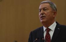 Конфликт Армении и Азербайджана: министр обороны Турции выступил на стороне Баку