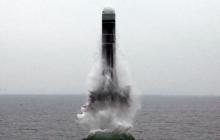 Северная Корея запустила три баллистические ракеты в сторону Японского моря, детали