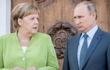 Меркель позвонила Путину на фоне назначения Казанского и Гармаша в ТКГ - глава РФ выдвинул только одно требование