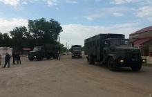 В село под Одессой срочно ввели Нацгвардию: СМИ сообщили о стрельбе и тревожной обстановке