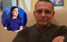 """Журналистка """"НВ"""" Духнич красиво ответила """"Слуге народа"""" Бужанскому, поставив хама на место"""