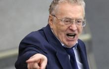 """Жириновский с невероятной злобой обратился к Зеленскому : """"Если ты этого не сделаешь, вам всем конец"""""""