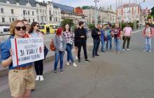 Громкое дело: силовики Путина подбросили наркотики журналисту Голунову и Россия восстала - кадры