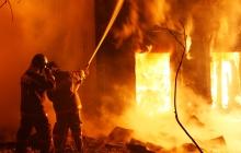 Дети в Мукачево ради забавы подожгли мебельный завод