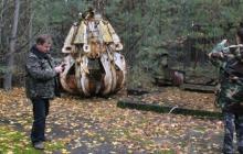 В Чернобыльской зоне переполох из-за смертельно опасной находки - уникальные фото