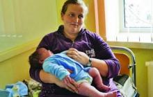 """В многодетной семье из Тернополя родился необычный """"четырехмесячный"""" мальчик"""