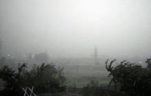 Ужас, в Мелитополе настоящий Армагеддон: за несколько часов мощный ураган и ливень  в городе вырвали десятки деревьев, затопили целые улицы (кадры)