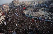 """""""А наша вата молчит"""", -  россияне завидуют иранцам, восставшим против диктатуры. Кадры"""