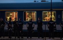 Мигрантский кризис: Напряженные противостояния в Венгрии продолжается уже второй день