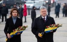 """Порошенко: """"Режим с дьявольским воодушевлением ломал украинскую душу, нынешняя Москва делает то же"""""""