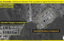 Россия поставила ядерные ракеты вплотную к Украине - снимки попали в Сеть
