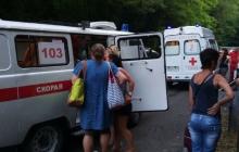"""Автобус с жителями """"ДНР"""" разбился в России: много пострадавших - первые фото"""