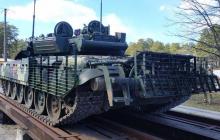 """ВСУ готовят современные мощные танки: на полигоне """"Десна"""" проводят испытания модернизированного Т-72, кадры"""