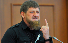 """Кадыров в истерике: назвал """"мр-зью"""" обматерившего Путина грузинского журналиста и намекнул на физическую расправу"""