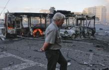 Мэрия Донецка: Во многих районах города слышны взрывы и залпы из артиллерии