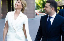 Елена Зеленская ослепила белоснежным нарядом: как выглядела первая леди Украины на инаугурации – яркие кадры