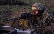 """Морпехи ВСУ """"уничтожили"""" огневые точки врага на Донбассе сверхточными ударами"""