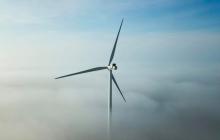Компания ДТЭК открыла одну из самых больших в Украине ветряных электростанций