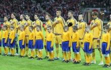 Футбольный патриотизм: украинских футболистов обязали исполнять Гимн Украины перед каждой игрой
