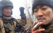 По оккупированному Донецку разъезжают грузовики с бурятами: соцсети указали на любопытную деталь
