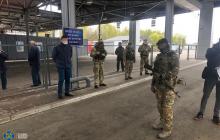 50 тыс. гривен за переход: СБУ задержала пограничников во время получения взятки, детали