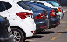В Украине водителей с модными номерными знаками будут наказывать гривной