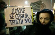 Кремль теряет Сербию и не может это исправить: в день приезда Путина Белград выйдет на массовую акцию протеста