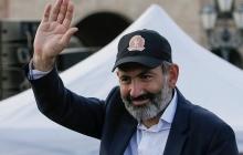 Пашинян показал декларацию: народ Армении впечатлен состоянием своего нового лидера