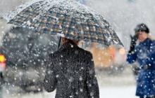 В Украину с запада ворвался снежный циклон: синоптики предупреждают об ухудшении погоды