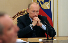 """Путин """"ошеломлен"""" масштабами протеста в Беларуси, но решение уже принято, - Bloomberg"""