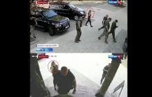 Убийство Захарченко: на резонансном видео обнаружили подозрительную деталь прямо перед взрывом